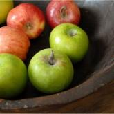 Viennese Bircher Müesli with Apples and Apricots | kumquat