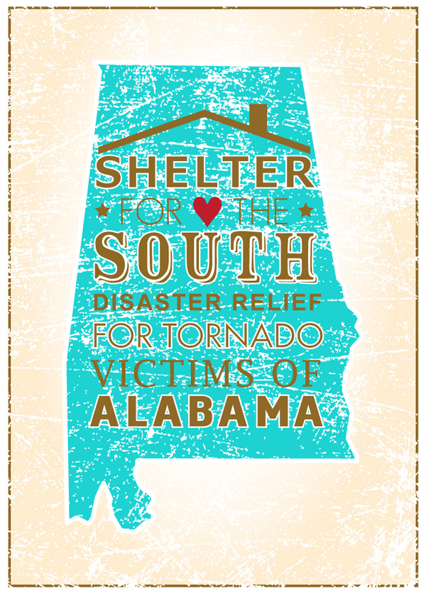 Shelter for the South…