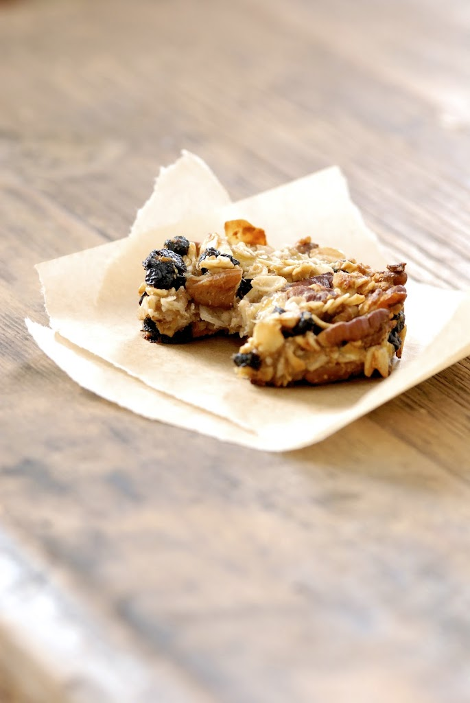 kumquat | blueberry coconut pecan breakfast cookies