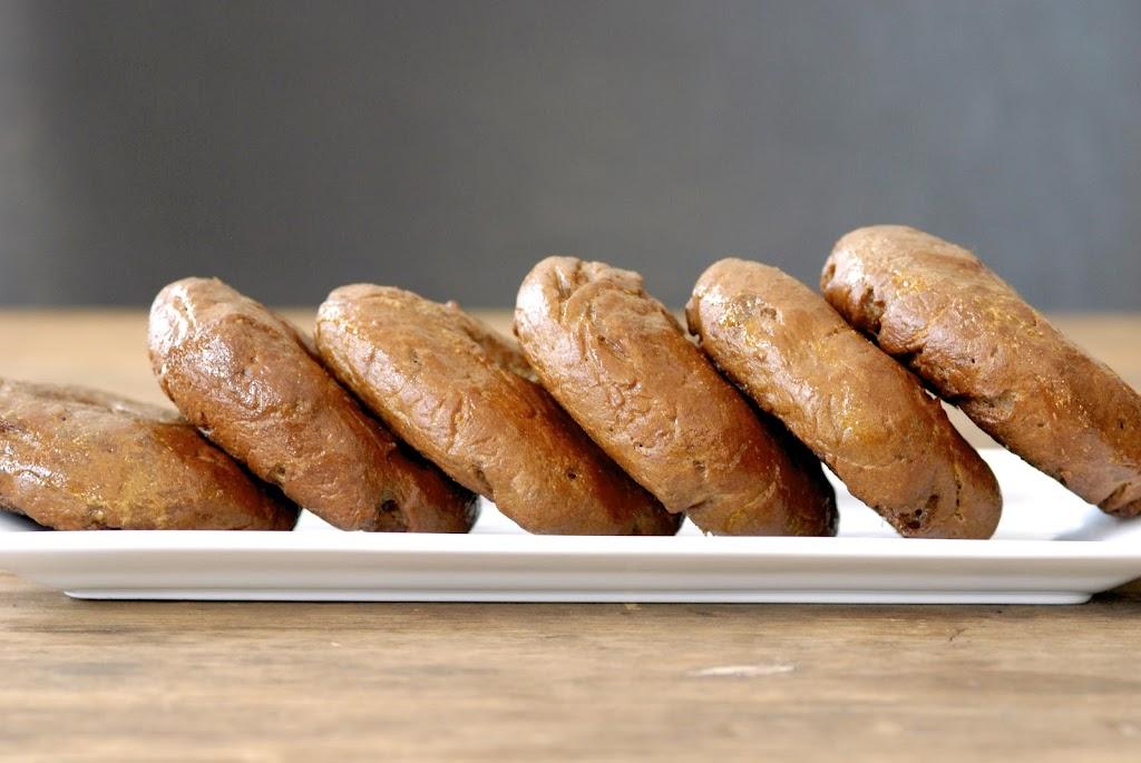 Gluten-Free Ratio Rally: Cinnamon-Raisin Teff Bagels