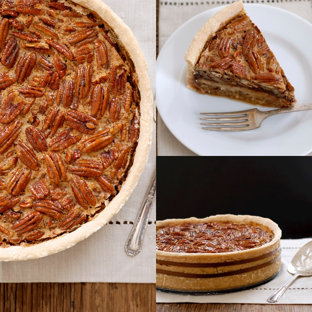 Deep-Dish Chocolate Bourbon Pecan Pie | kumquat | gluten ...