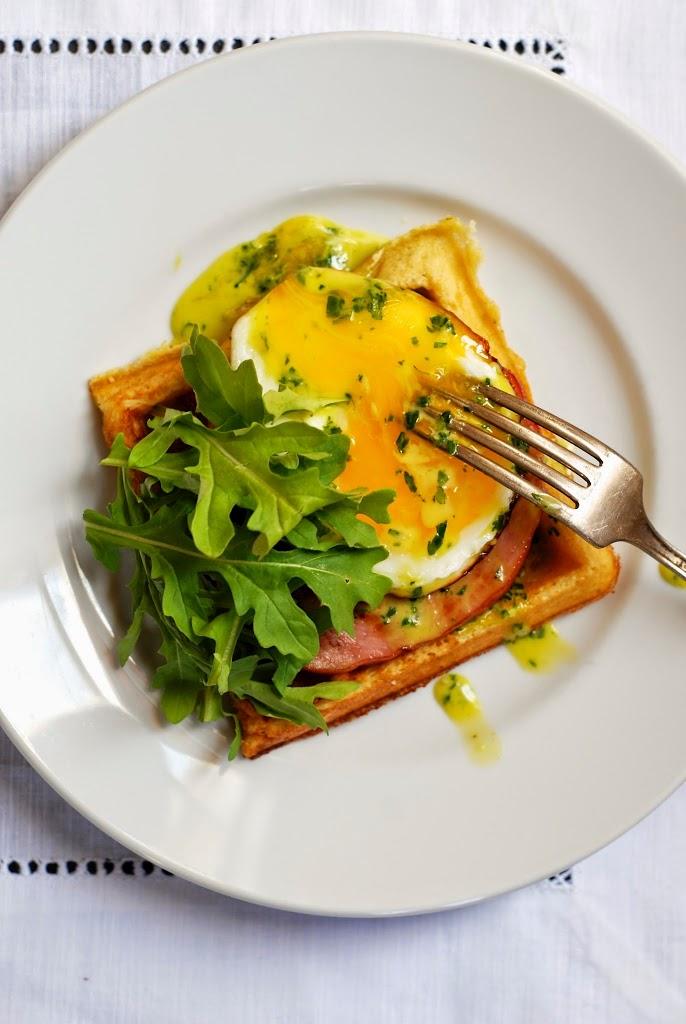 eggs-benedict-herbed-waffles-2