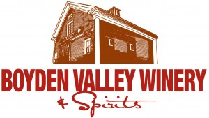 Boyden Valley Winery Spirits Logo 2013