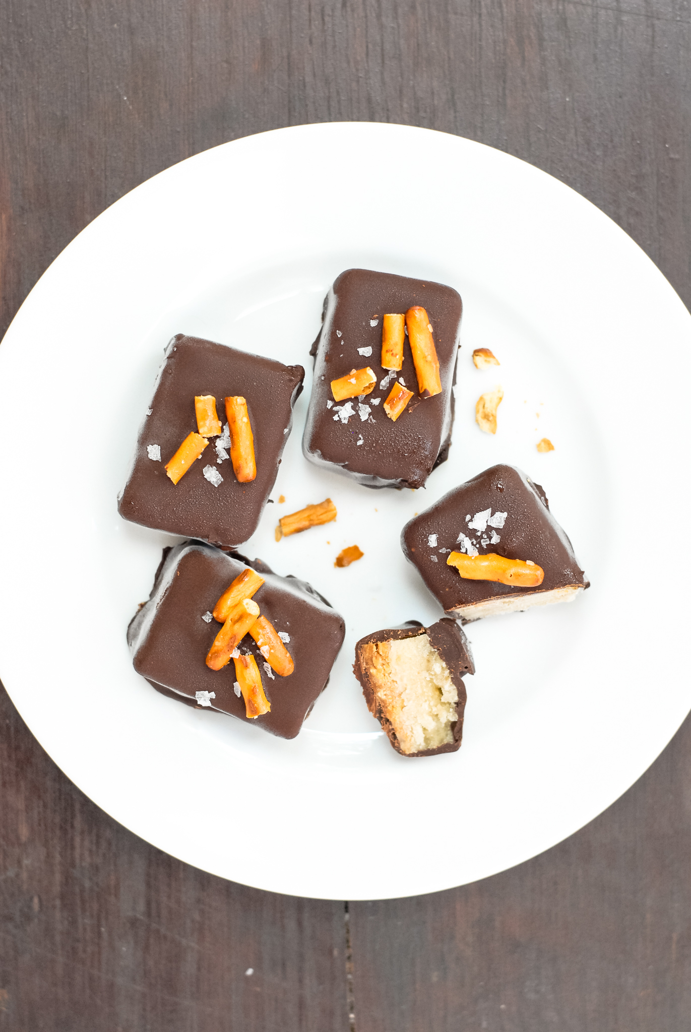 Simple Chocolate Elvis Ice Cream Bars