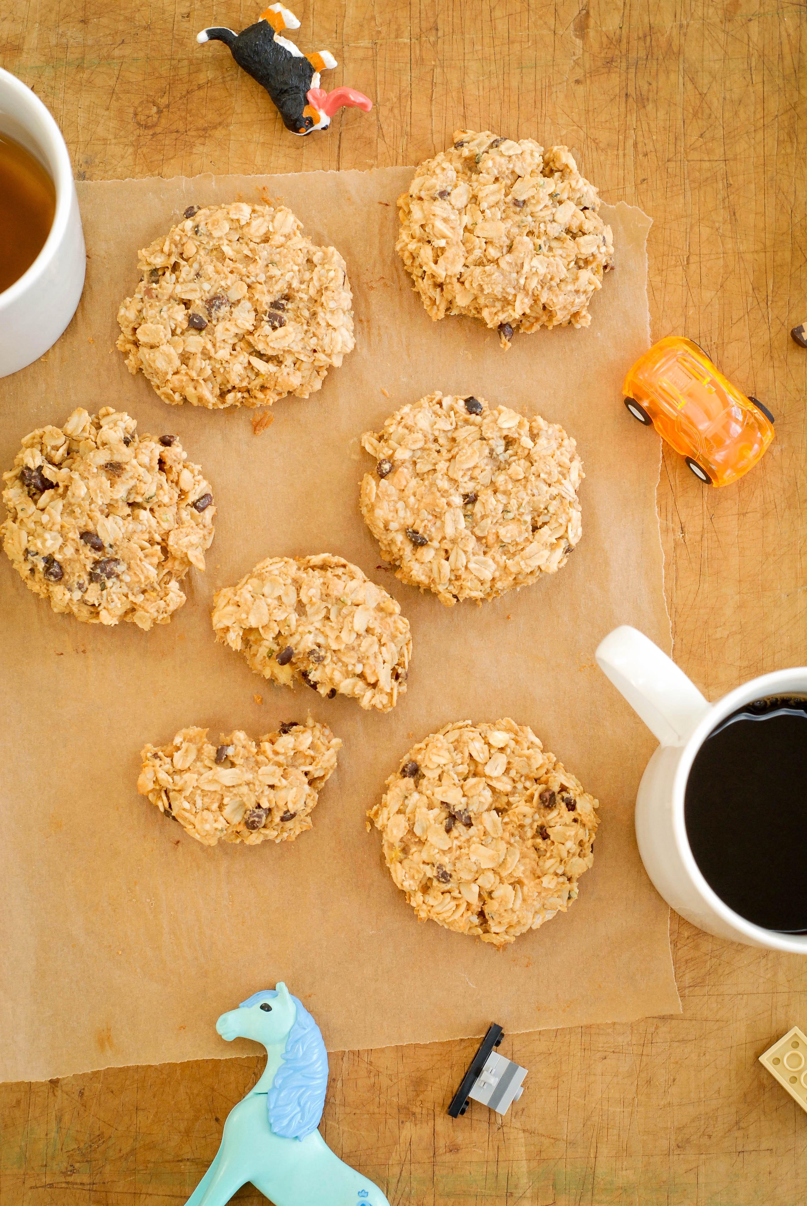 Super Easy Breakfast Cookies