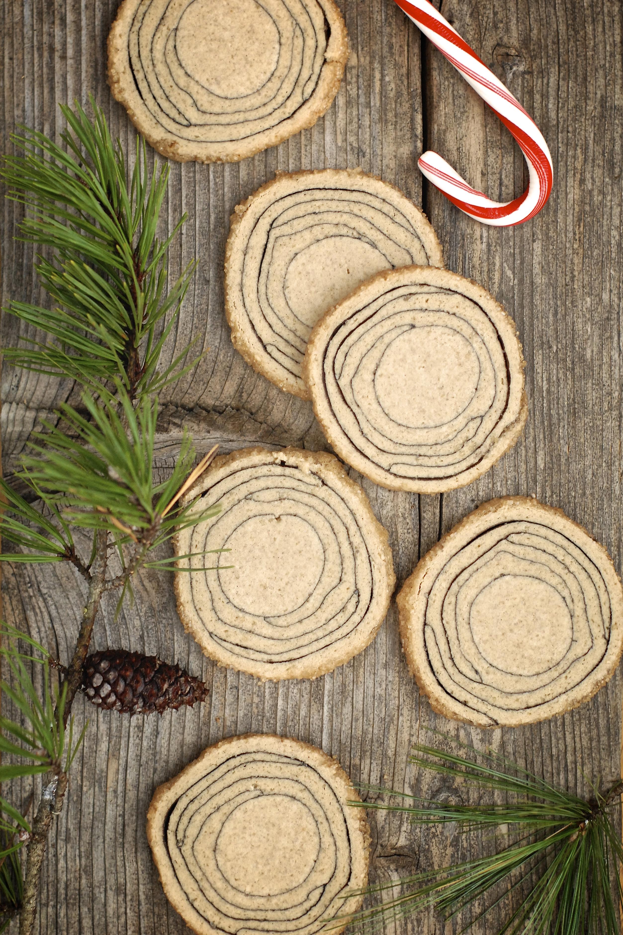 Cinnamon Log Slices