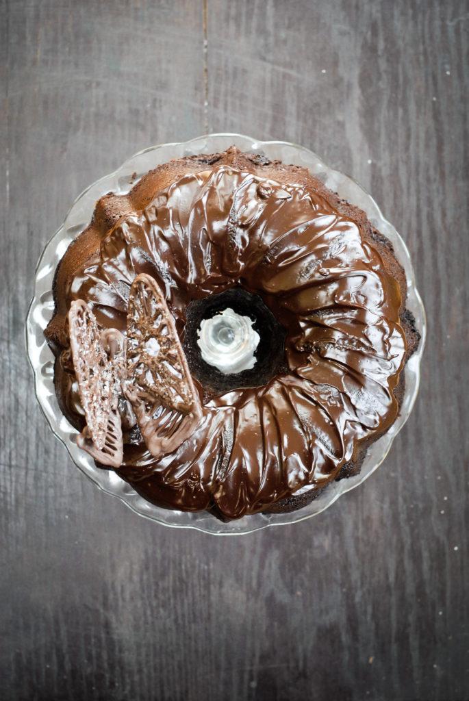 best ever grain-free chocolate cake | kumquatblog.com @kumquatblog