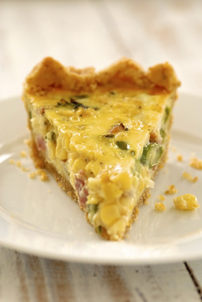 how to cook pastry for quiche