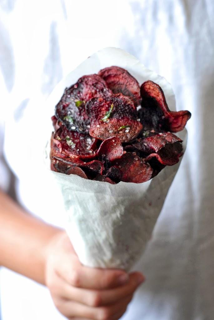 sweets & beets with thyme-scented pink salt | kumquatblog.com @kumquatblog