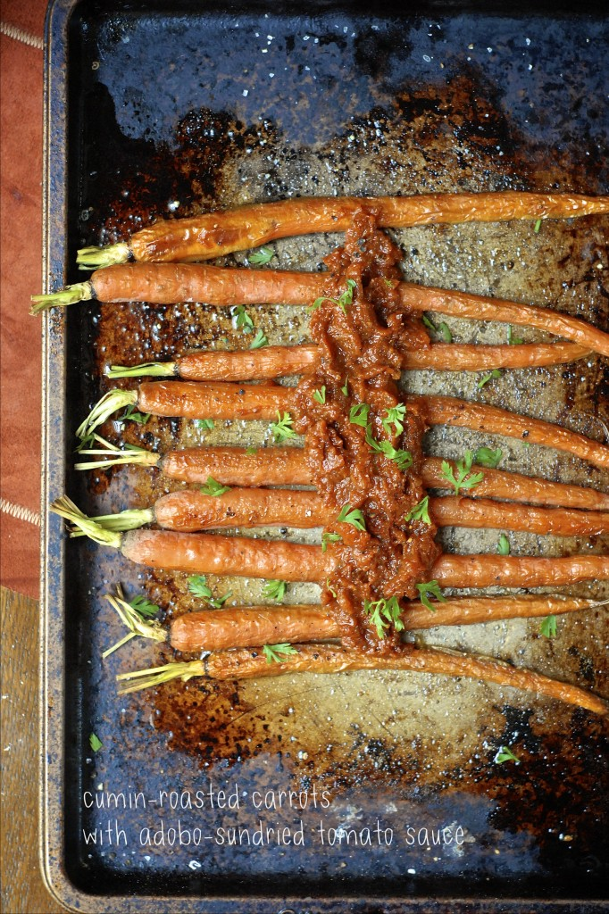 carrots with adobo tomato 2