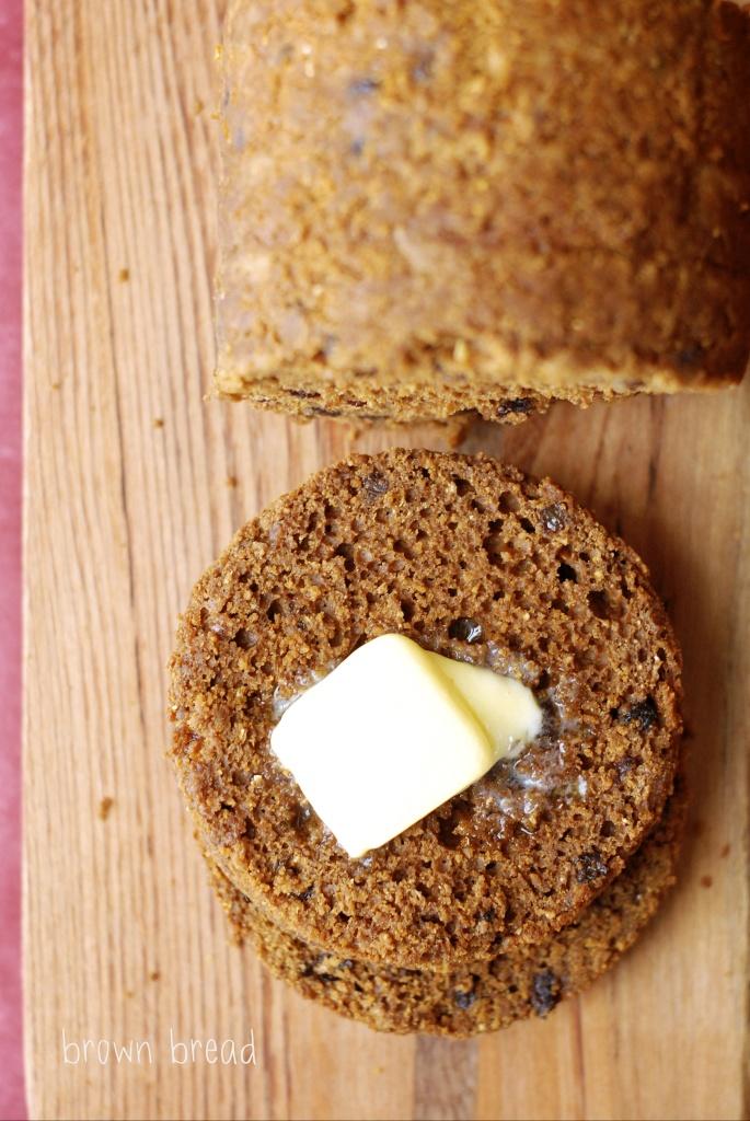 gluten-free brown bread | kumquat