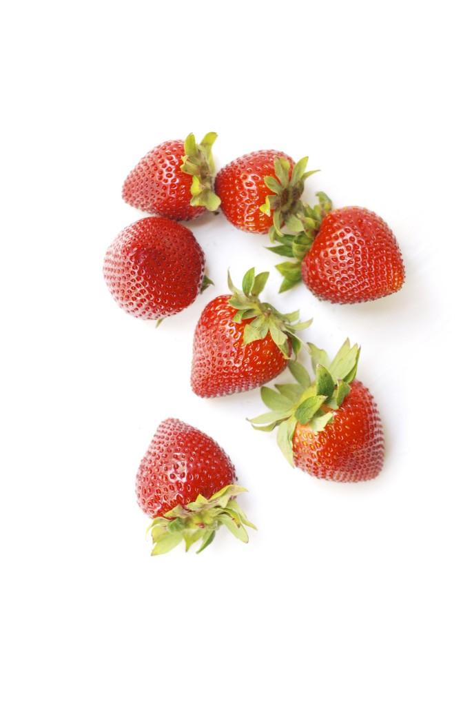strawberry mint agua fresca | kumquat