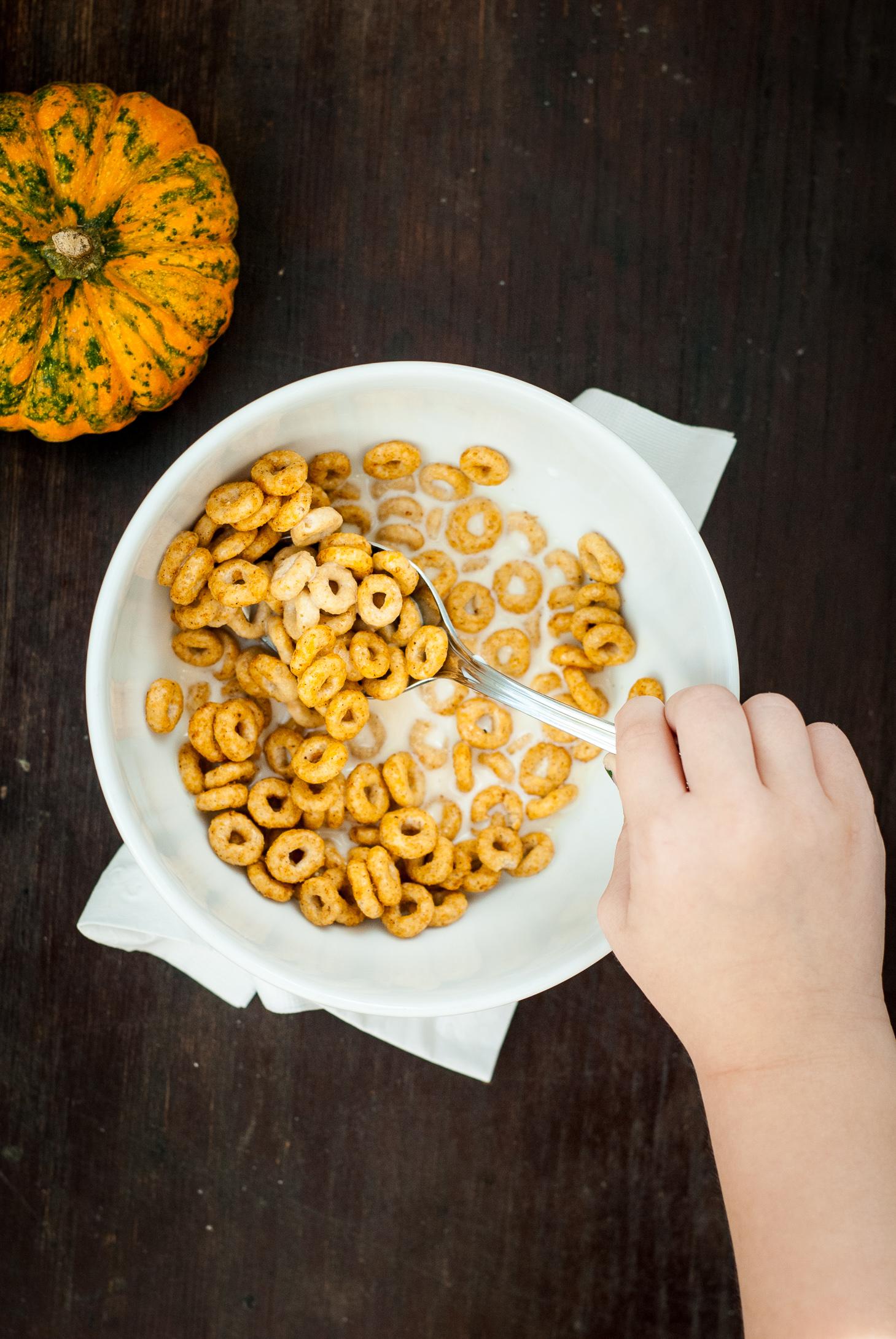 Pumpkin Spice Cheerios™