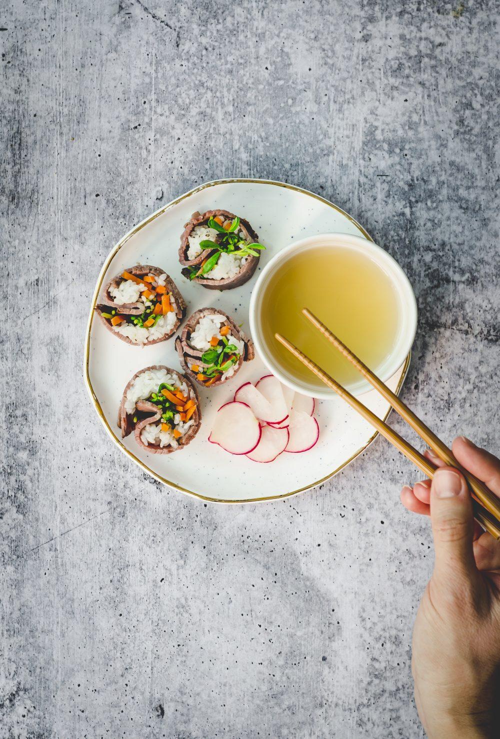 Sunday Supper Roll | kumquatblog.com @kumquatblog recipe
