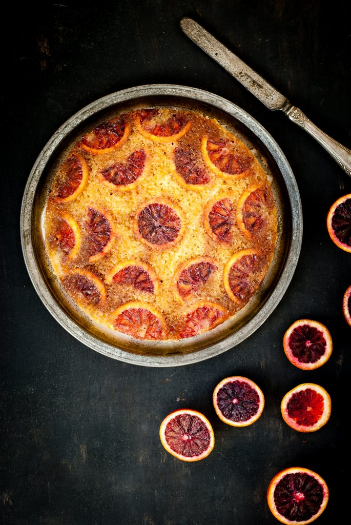 grain-free blood orange cake | kumquatblog.com @kumquatblog