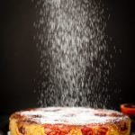 grain-free blood orange cake | kumquatblog.com @kumquatblog