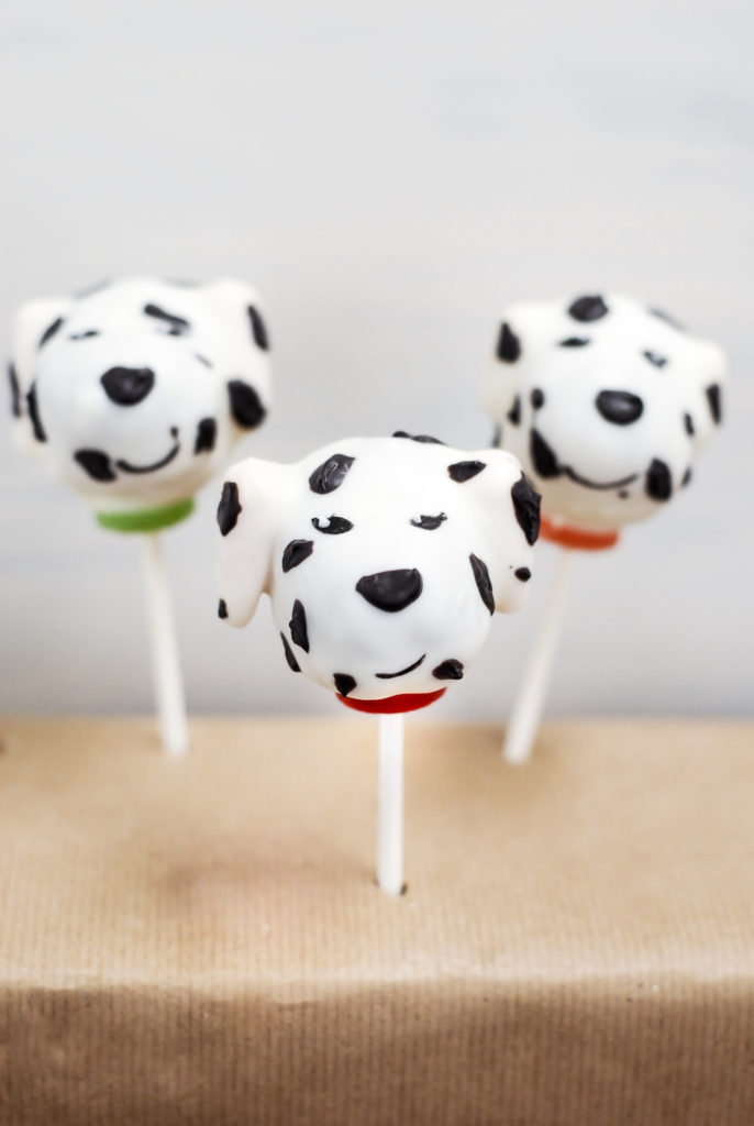 Dalmatian Cake Pops Kumquat Gluten Free Recipes