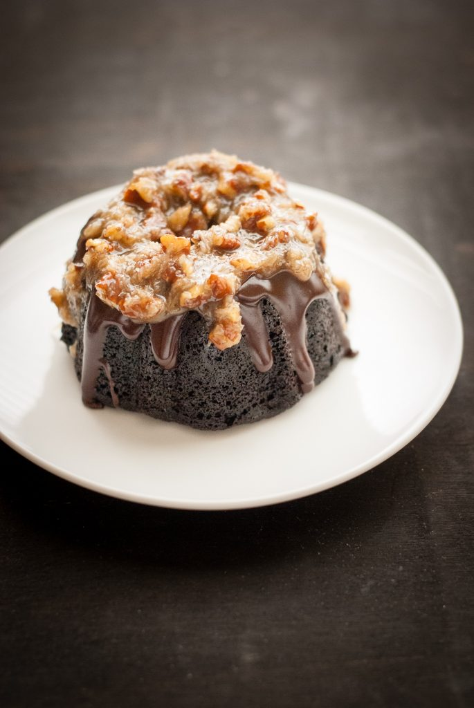 Grain Free German Chocolate Bundt Cakes Kumquat Gluten