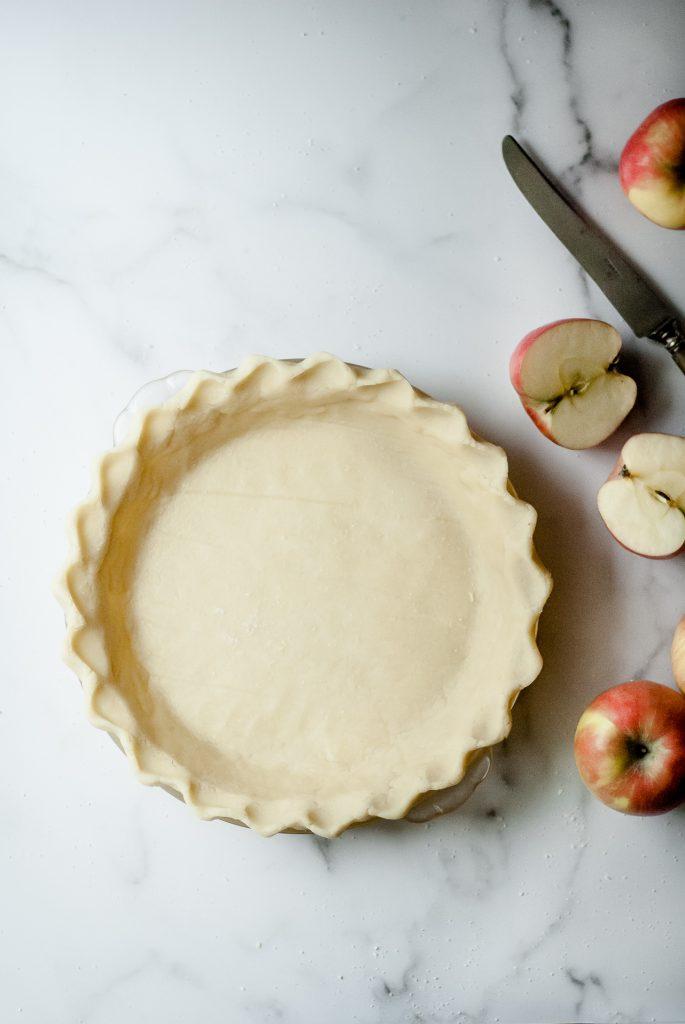 perfect grain-free pie crust | kumquatblog.com @kumquatblog recipe