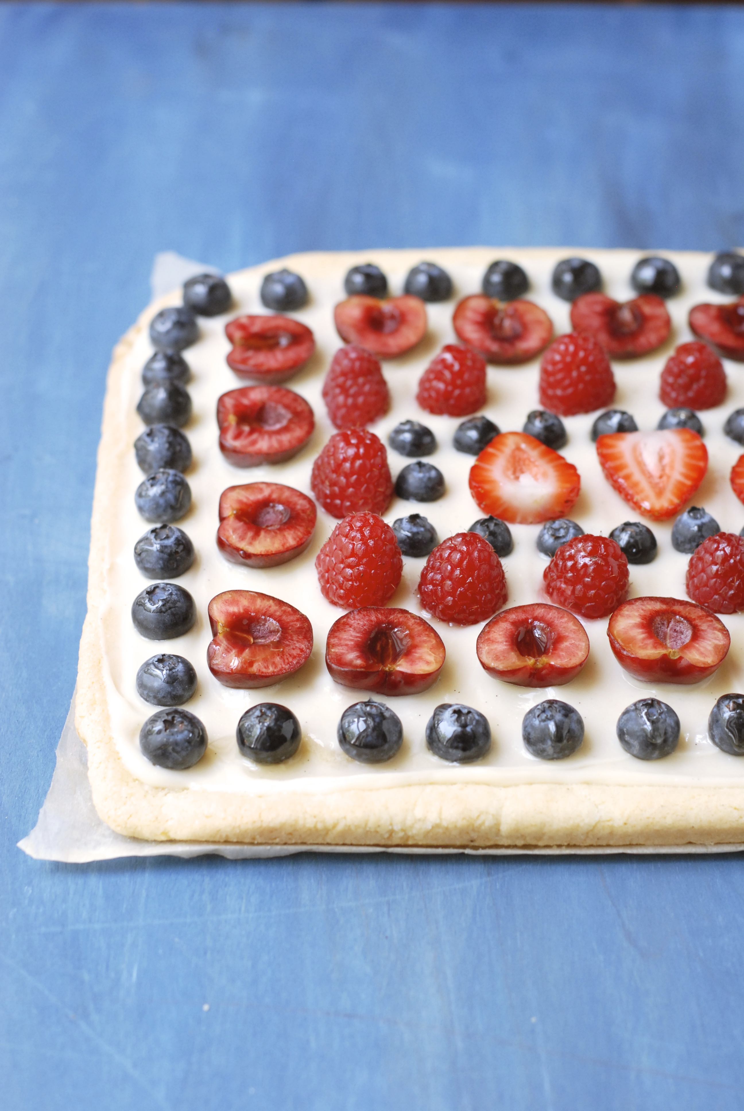 Red White Amp Blue Cookie Pizza Kumquat Gluten Free Recipes