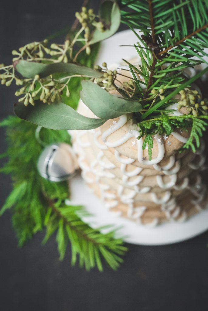 kransekake | kumquatblog.com @kumquatblog recipe