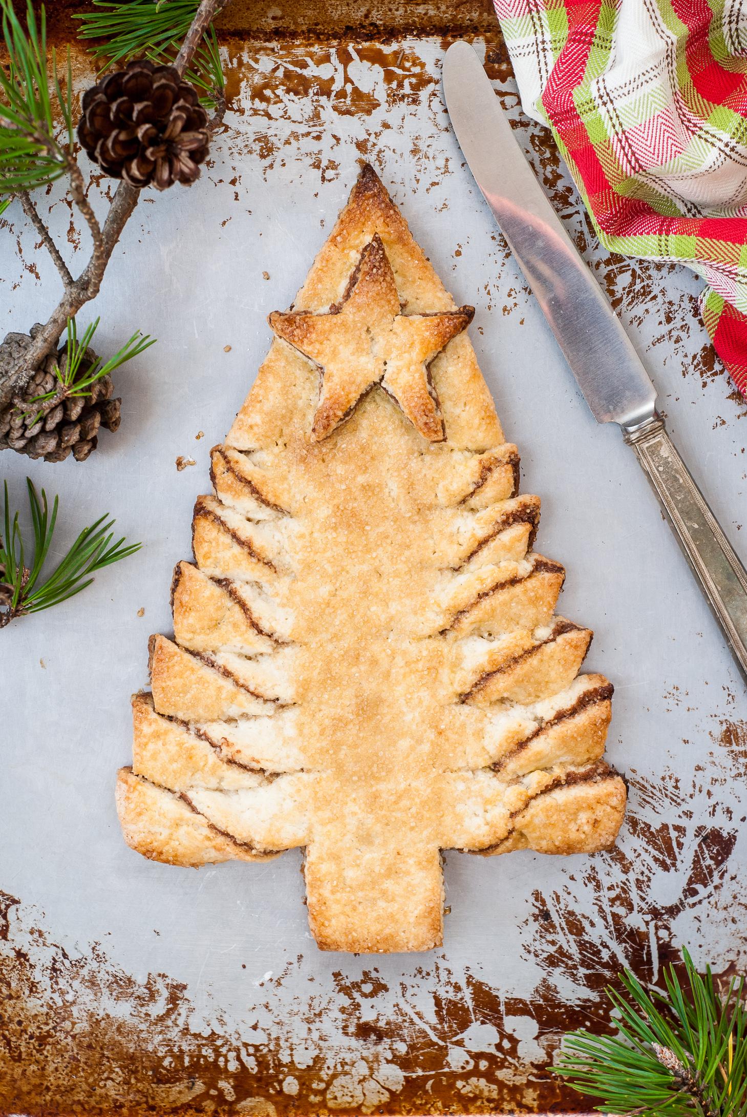 Grain-Free Nutella Tree | kumquat | gluten-free recipes