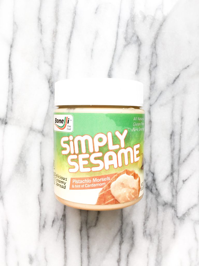 Grain-Free Cardamom Pistachio Sesame Shortbreads | kumquatblog.com @kumquatblog recipe